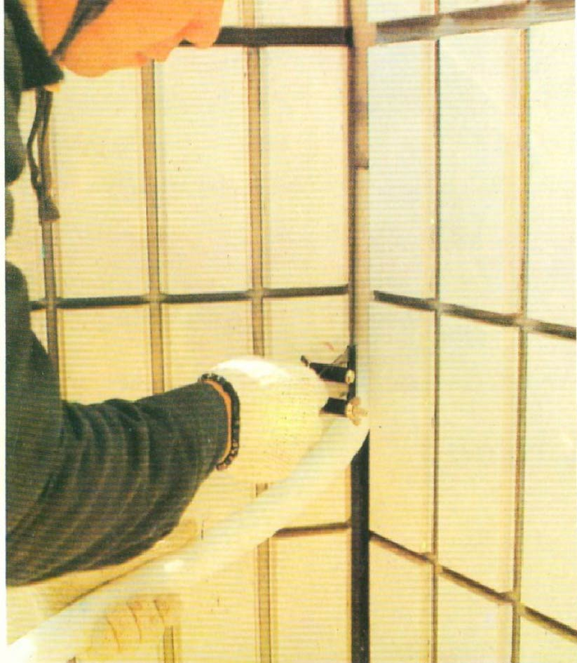 Mút xốp ứng dụng trong công trường xây dựng